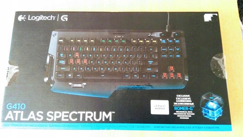 logitech g410 nowa!