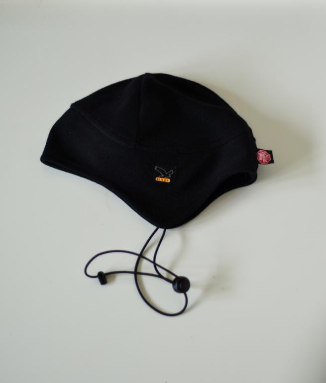 czapka SALEWA windstopper + polar