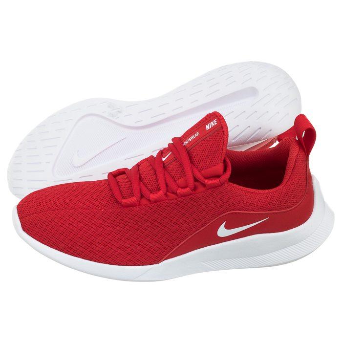 Buty Damskie Sportowe Nike Viale AH5554 Czerwone