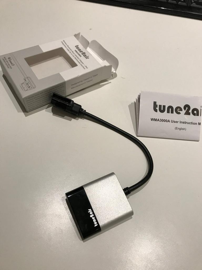 Viseoo Tune2Air WMA 3000A Bluetooth A2DP Streaming