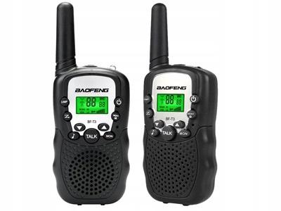Baofeng BF-T3 Zestaw dwa radia PMR