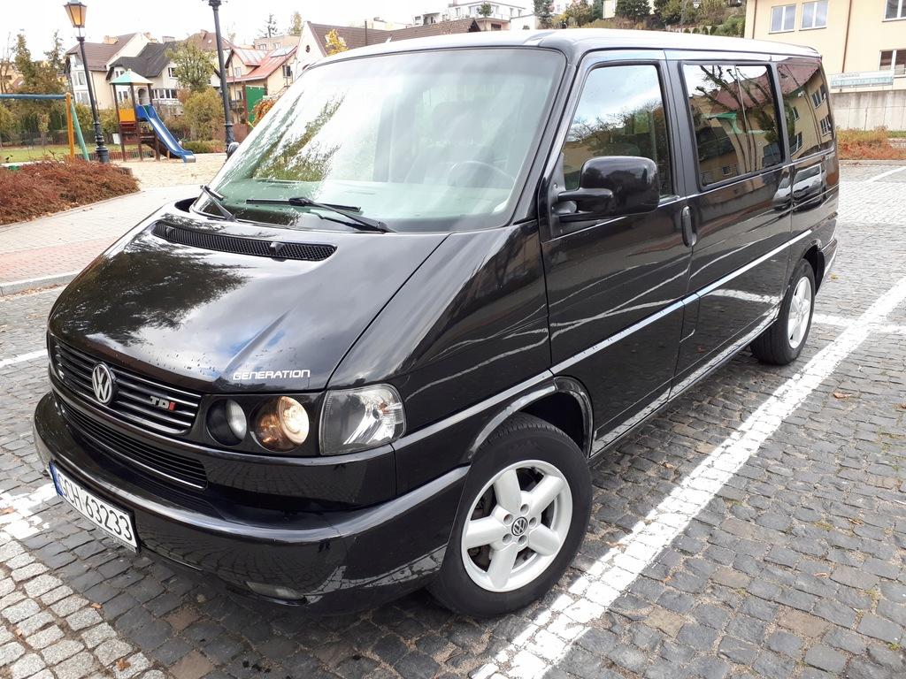 Vw T4 Multivan Generation 2 5tdi 151km 2002r Hella 7639779429 Oficjalne Archiwum Allegro