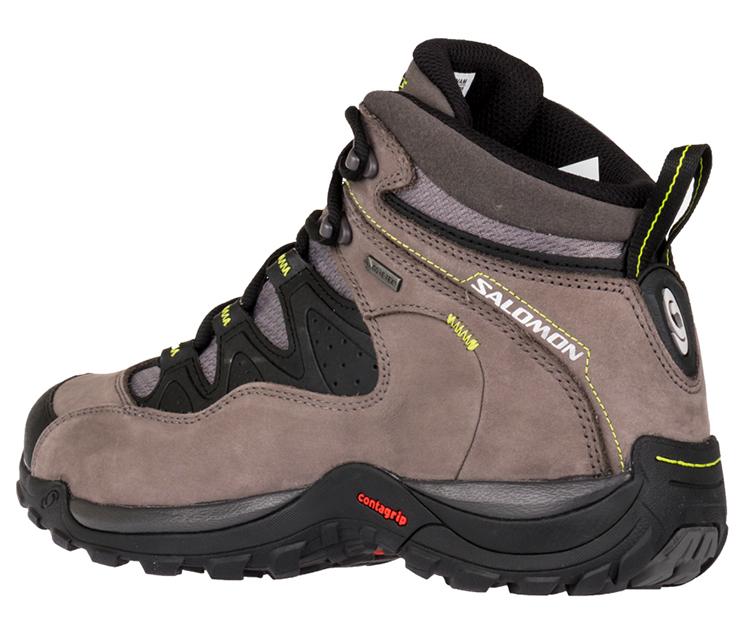 Męskie buty trekkingowe SALOMON Elios Mid GTX