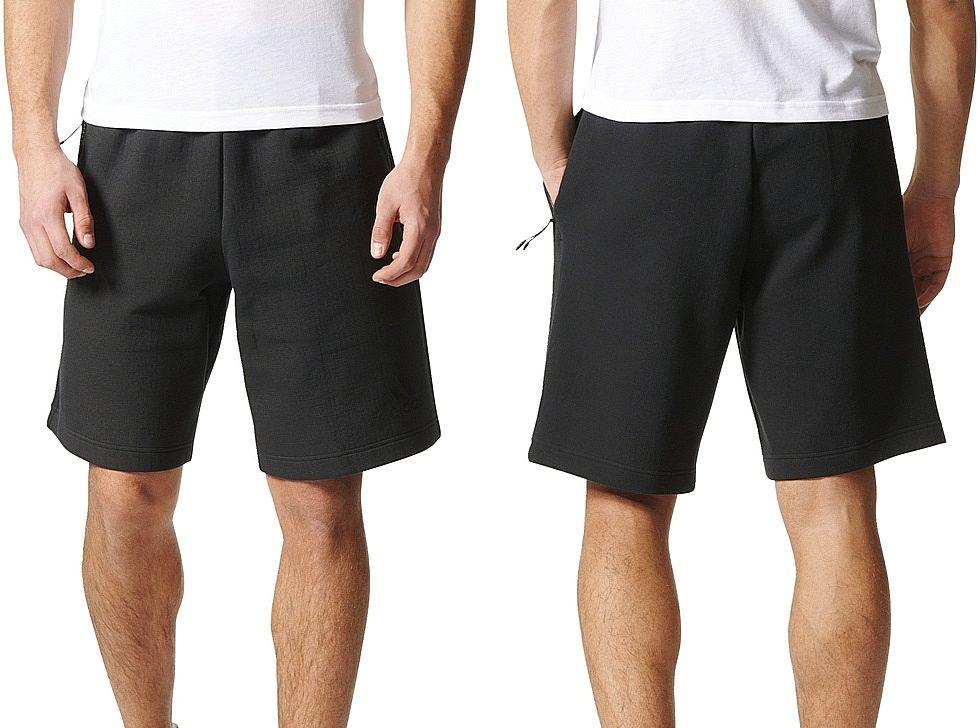 Adidas Spodenki ZNE KNIT SHORT (S) Męskie