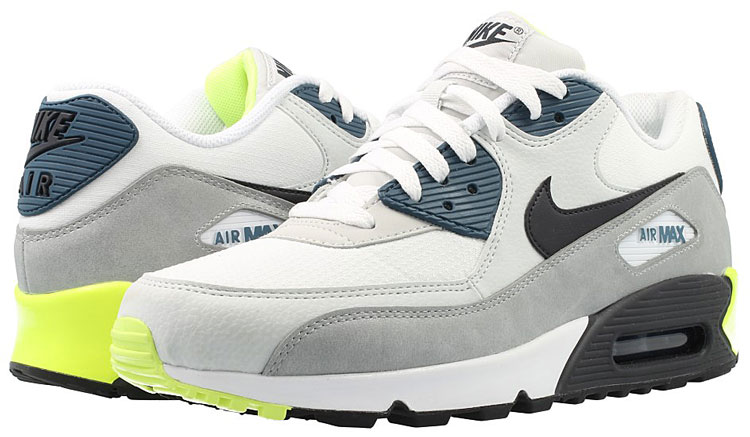 BUTY NIKE AIR MAX 90 ESSENTIAL LEATHER r 42 EUR 7301999073