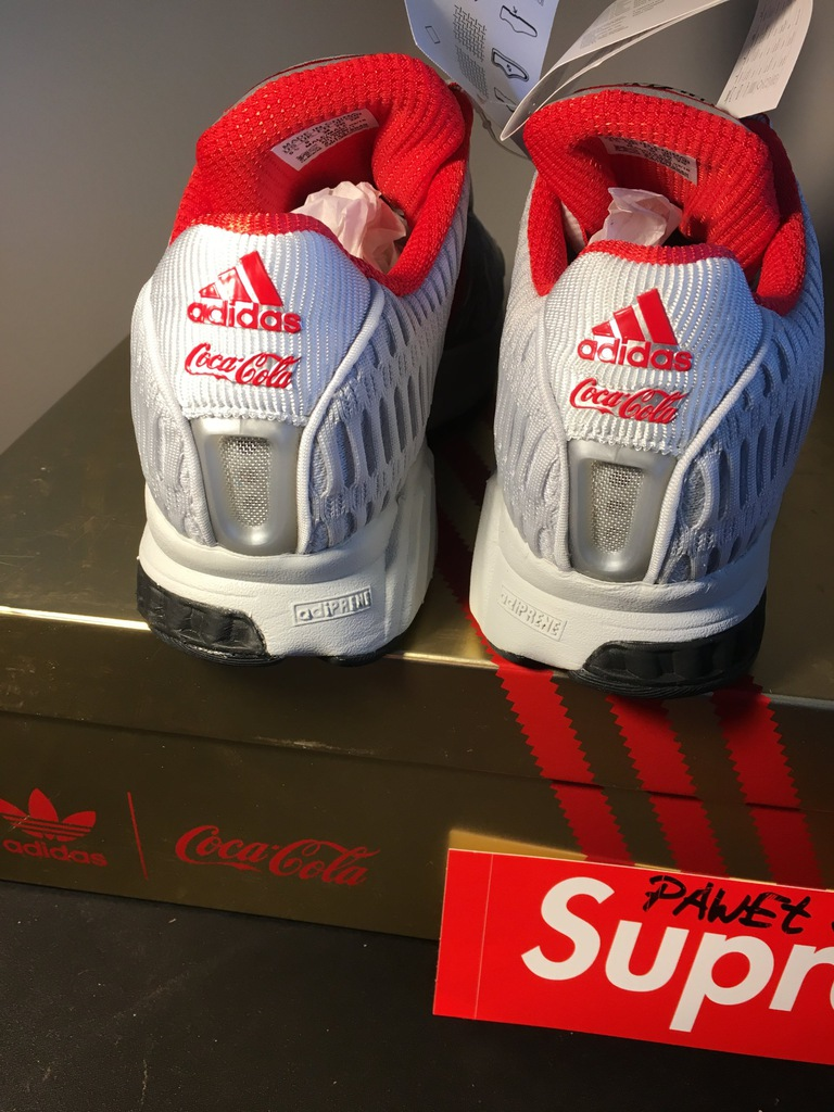 Buty Adidas Clima Cool x Coca Cola 38, nowe