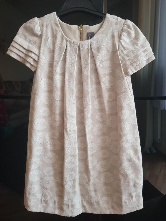 ZARA sukienka 5 6 lat jak NOWA 118 cm 7619396281