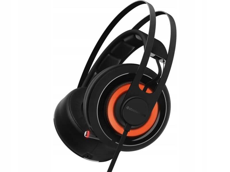 Słuchawki SteelSeries Siberia 650