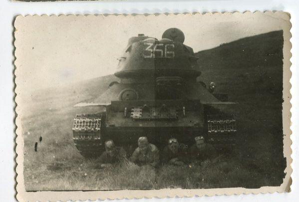LWP. CZOŁG T - 34 ..... numer 356