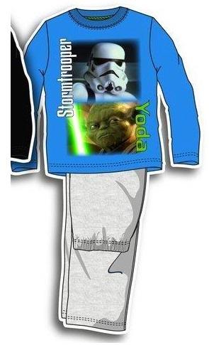 STAR WARS piżama dziecięca chłopięca 140 10L