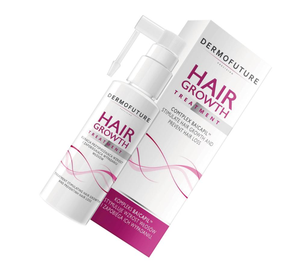 dermofuture kuracja przeciw wypadaniu włosów opinie