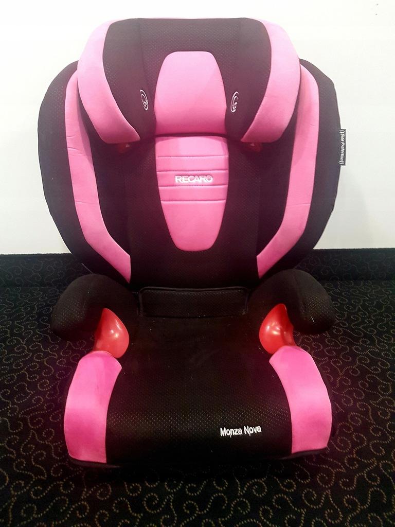 OKAZJA! Recaro Monza Nova 2 Pink 2016