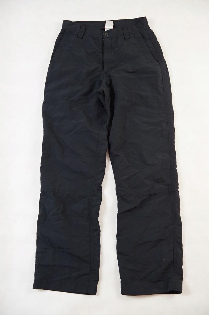 THE NORTH FACE spodnie termoaktywne TREKKINGOWE S