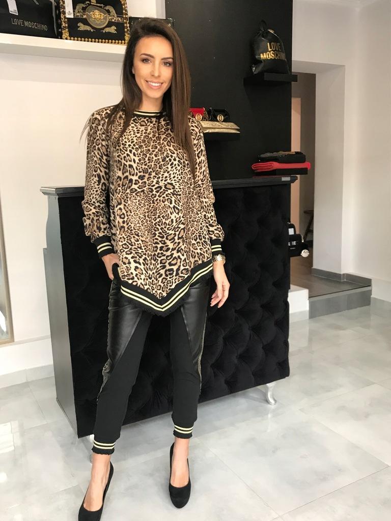 SALE kolekcja 2018 Marydaloia długi sweter%%%%