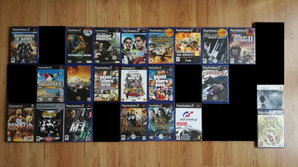 22 Gry Playstation 2 Ps2 Najwieksze Hity Najtaniej 7431207019 Oficjalne Archiwum Allegro