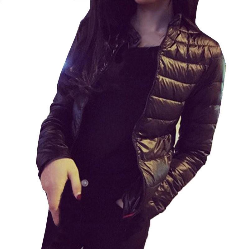 czarna kurtka pikowana damska hit