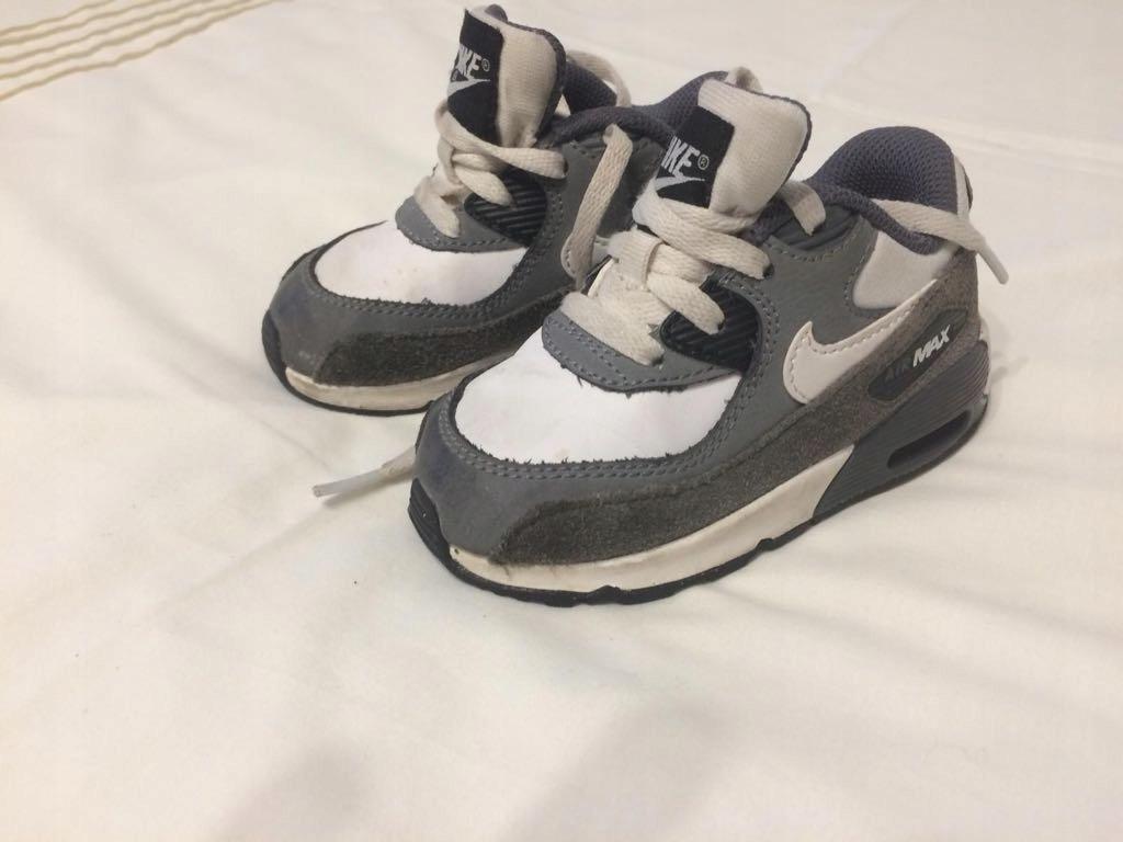 Buty Nike Air Max dziecięce Rozmiar 23.5 używane