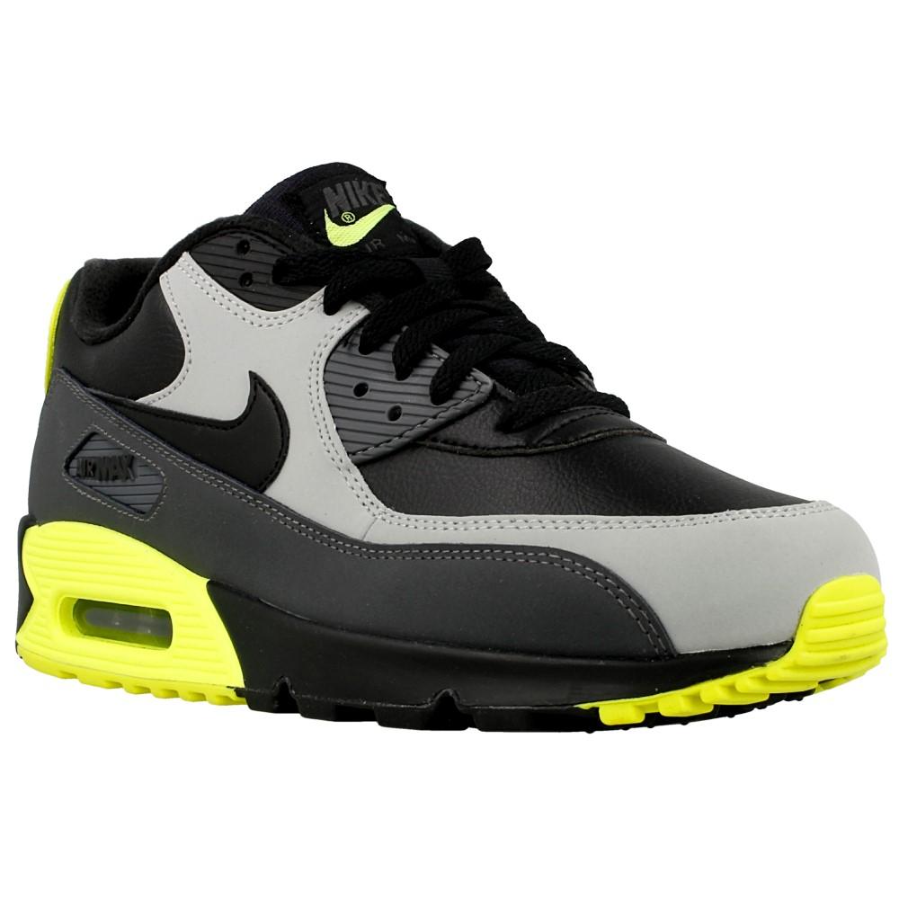 Nike Air Max 90 LTR 652980 007 SZARE NEONOWE 44