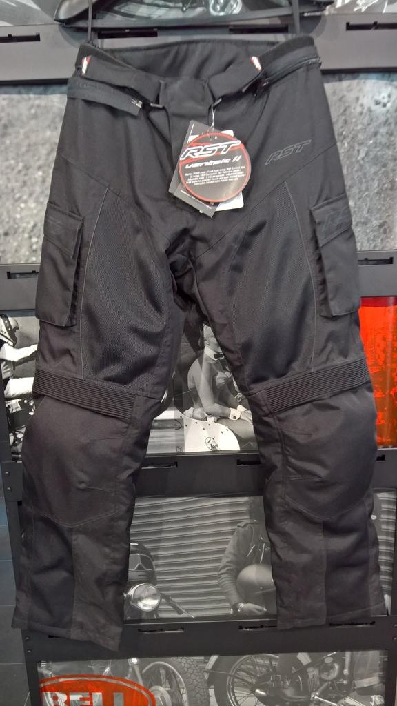 Spodnie tekstylne RST Ventek II Black roz. XL