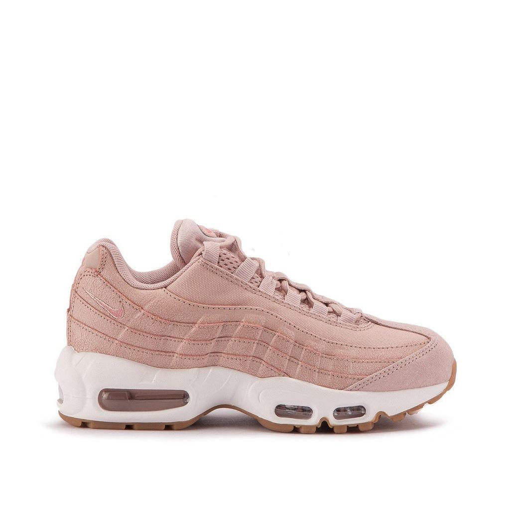 """Damskie Nike Air Max 95 """"Pink Oxford"""""""