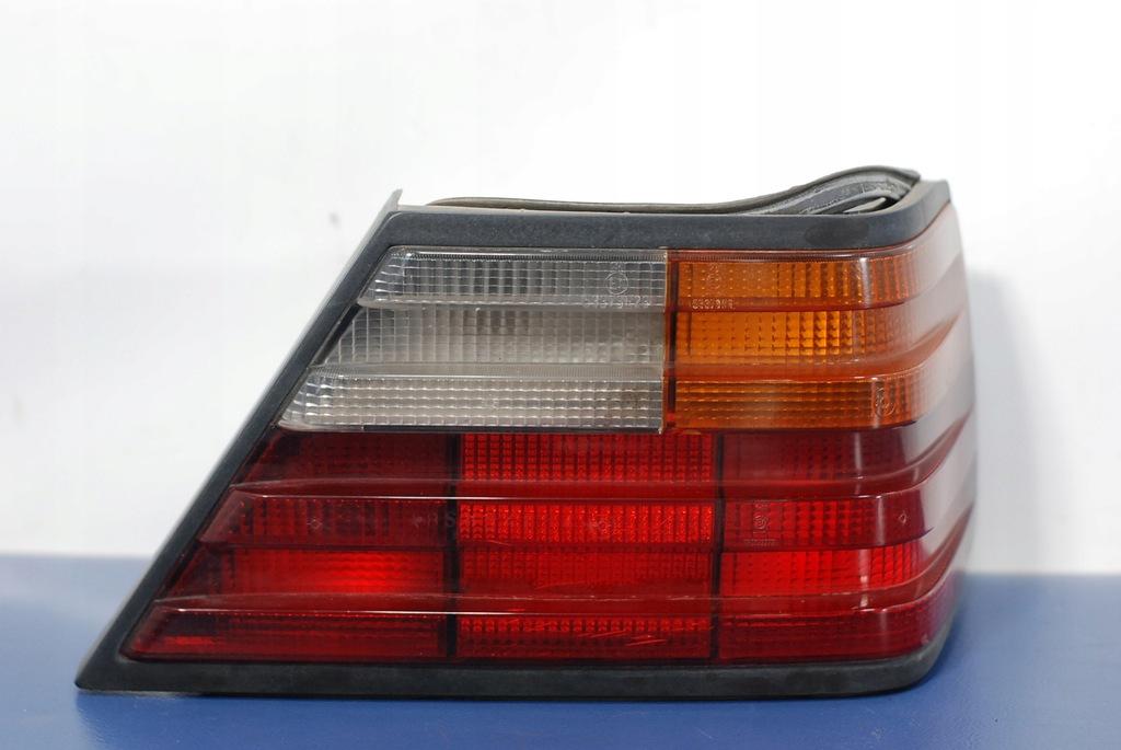 MERCEDES W124 SEDAN LAMPA TYLNA PRAWA