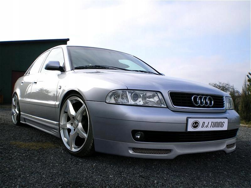 Audi A4 B5 1995 2001 Progi Elegance Dj Tuning 7734034052 Oficjalne Archiwum Allegro
