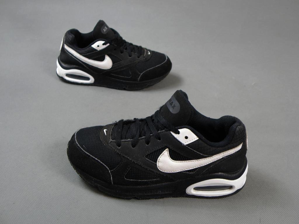 NIKE AIR MAX IVO skórzane buty sportowe 34