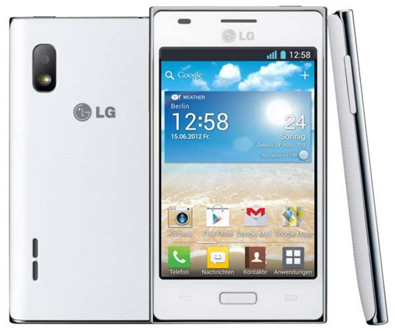 Lg Swift L5 Optimus E610 Bez Simlocka Polecam 7208026718 Oficjalne Archiwum Allegro