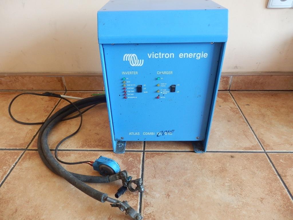 INVERTER VICTRON ENERGIE 12 VOLT 800WAT