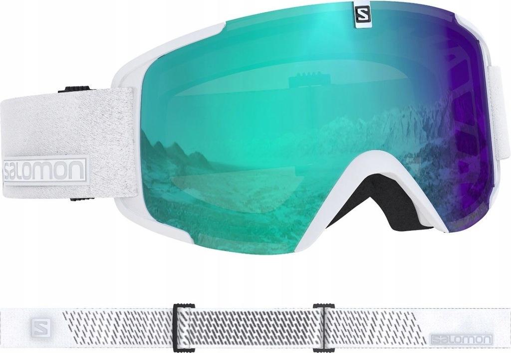 Salomon XView Photo Gogle narciarskie