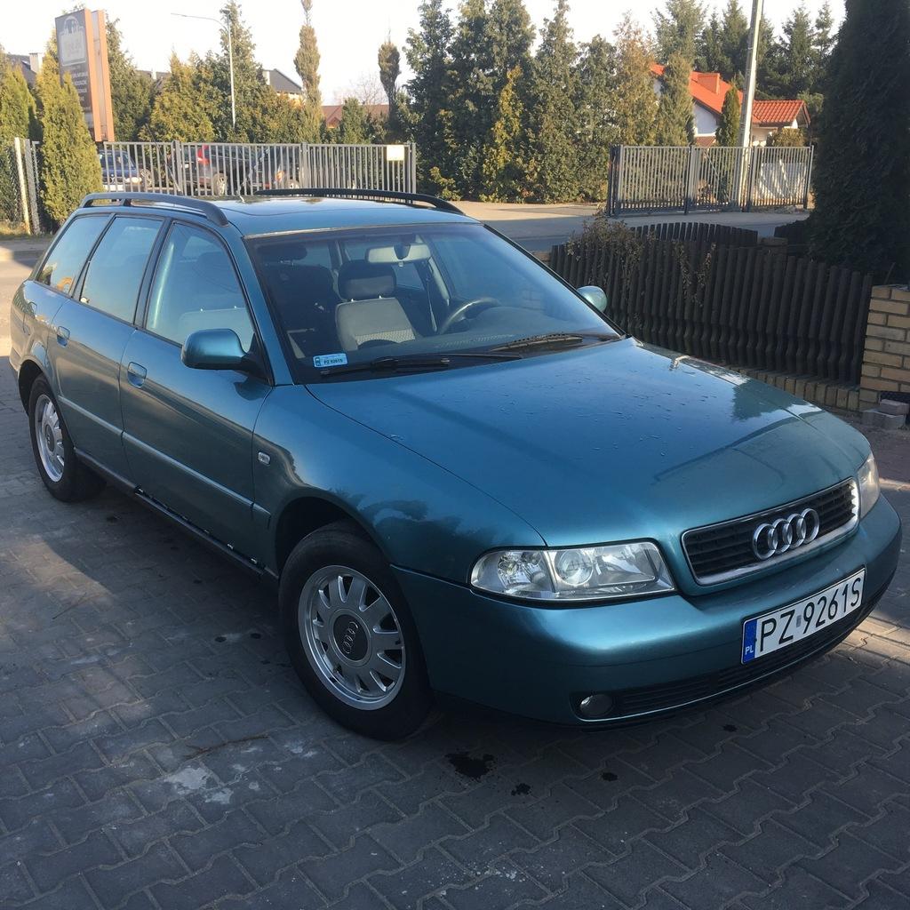 Audi A4 B4 Kombi 1999r 7267528646 Oficjalne Archiwum Allegro