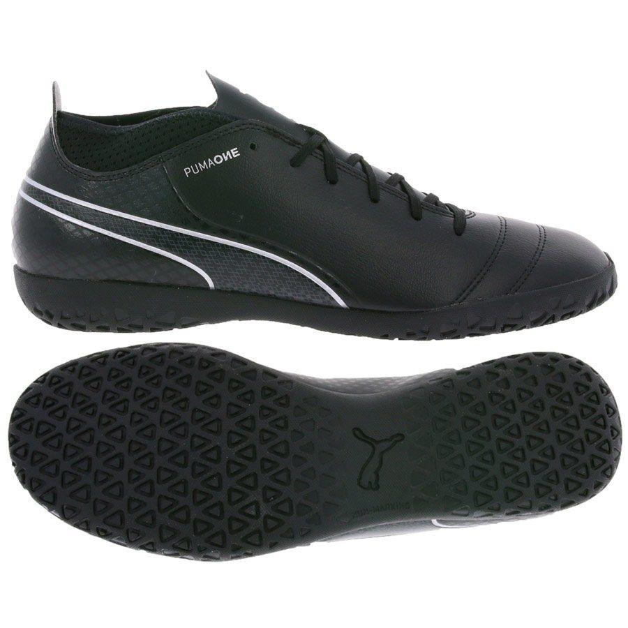Buty Halowe Puma One 17.4 IT 104079 04 czarne 43