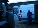 Szyba drzwi Lewa Renault ARES + Montaż !!!