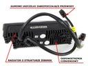 DRL404 Światła dzienne LED 125mm ZAM/PHILIPS 800LU Waga (z opakowaniem) 1 kg