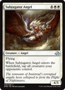MTG 2x Subjugator Angel (Uncommon)