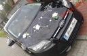 Dekoracja samochodu na samochód ślubny ozdoba ślub