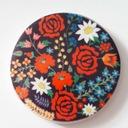 MAGNETKA (195) ceramiczna Polska Folklor