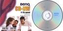 BenQ CD-RW x4-x12 Japan wielokrotny zapis  1szt.