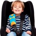 TRUNKI nakładka osłonka na pas samochodowy fotelik