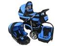 Wózek Dziecięcy Wózki VIKING 3w1 FOTELIK GRATIS pl