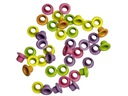 kolorowe NITY JAROPAP - 3 mm  MIKRUSIE