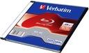 Verbatim Płyta BD-RE 25GB Wielokrotny Zapis Slim C