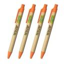 Ekologiczne długopisy EKO papierowe nadruk DTG HQ