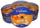 Płyty Verbatim DVD-R AZO Szp 10 Promocyjna cena
