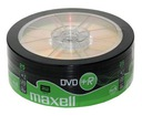 Płyty Maxell DVD+R 4,7gb x16 szt 25 NIEZAWODNE