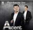 AKCENT Przekorny Los CD Martyniuk