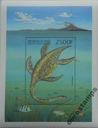 DINOZAURY fauna prehistoryczna Gwinea bl. ** #M021
