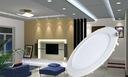PANEL LED PODTYNKOWY PLAFON SUFITOWY 3W / 3 BARWY Kolor biały