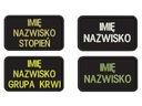 ПОЛОСА именная ОПС ЛИПУЧКЕ KSRG ПАТЧИ ОХРАНА PSP доставка товаров из Польши и Allegro на русском