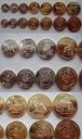TUWA zestaw 7 monet
